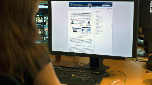 "The FBI says it is deploying Facebook and Twitter to find ""a wanted terrorist."""