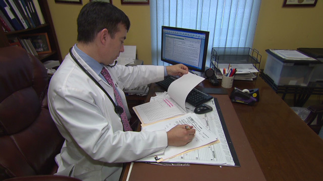 Doctors' notes empower patients