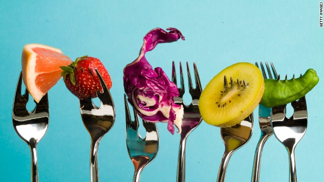 Do you know your fruits and vegetables?