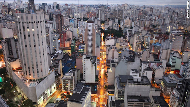 In Sao Paulo, Brazil, an app lets users find real estate using very specific parameters.