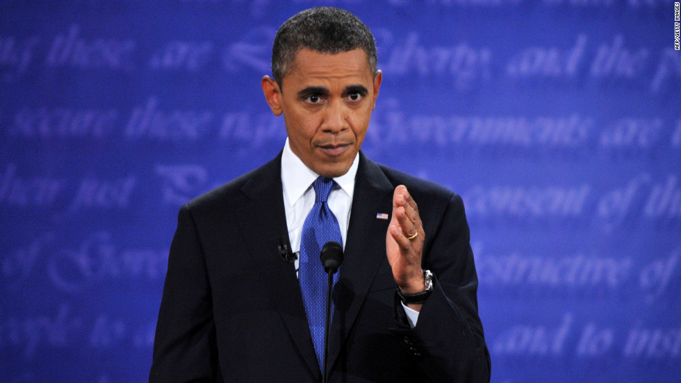 "Obama called for ""economic patriotism"" and said Romney's plan of tax cuts for the rich failed before."
