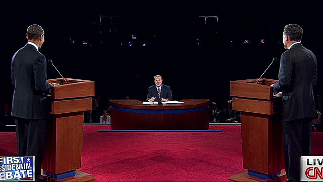 Presidential candidates debate Obamacare