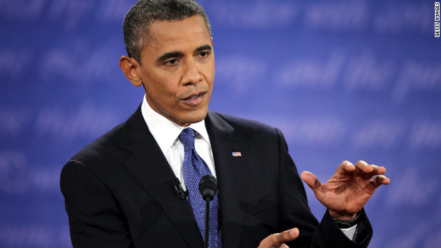 Obama on debate: 'I had a bad night'