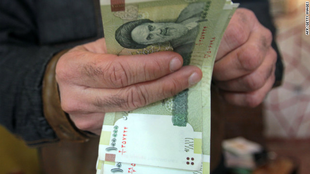 Sanctions hit Iranians abroad