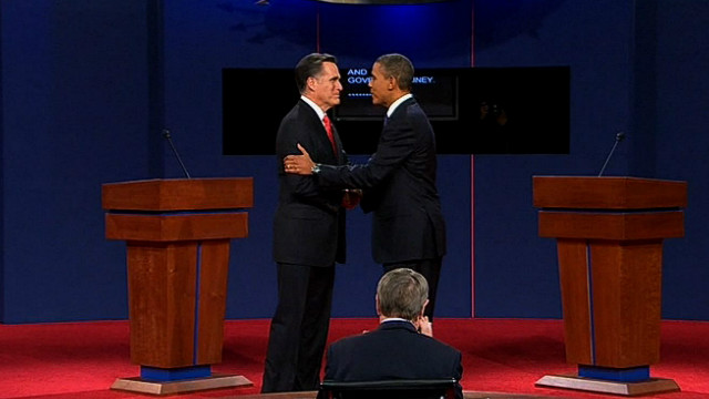 Raw Video: Full presidential debate