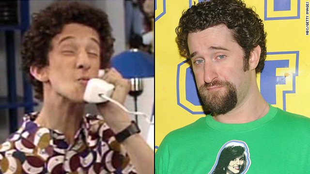 """Dustin Diamond played Samuel """"Screech"""" Powers for more than a decade. After starring on """"Saved by the Bell: The New Class,"""" Diamond appeared on reality shows like """"Celebrity Fit Club"""" and """"Celebrity Boxing 2."""" The stand-up comedian directed and starred in a 2006 sex tape, """"Screeched,"""" and released a book, """"Behind the Bell,"""" in 2009."""
