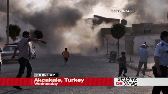 CNN Student News - 10/5/12