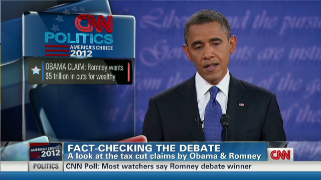 Separating truth from fiction at debate