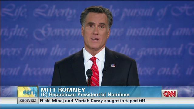 Analyzing the 1st presidential debate