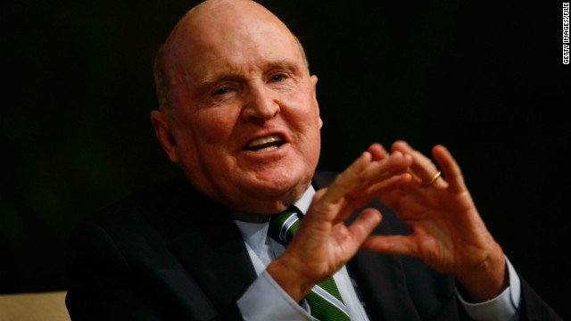 Welch: I was right about jobs report