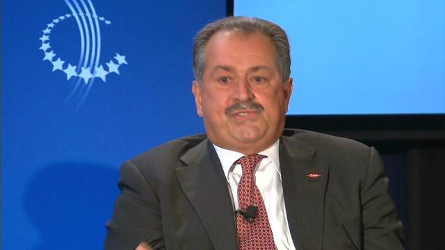 exp Andrew Liveris on government paralysis _00002001