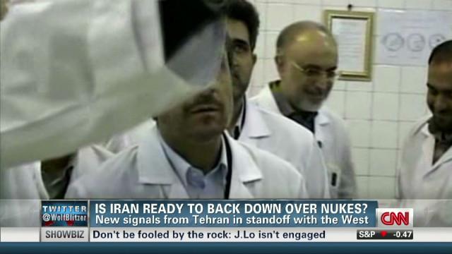 An Iran October surprise?