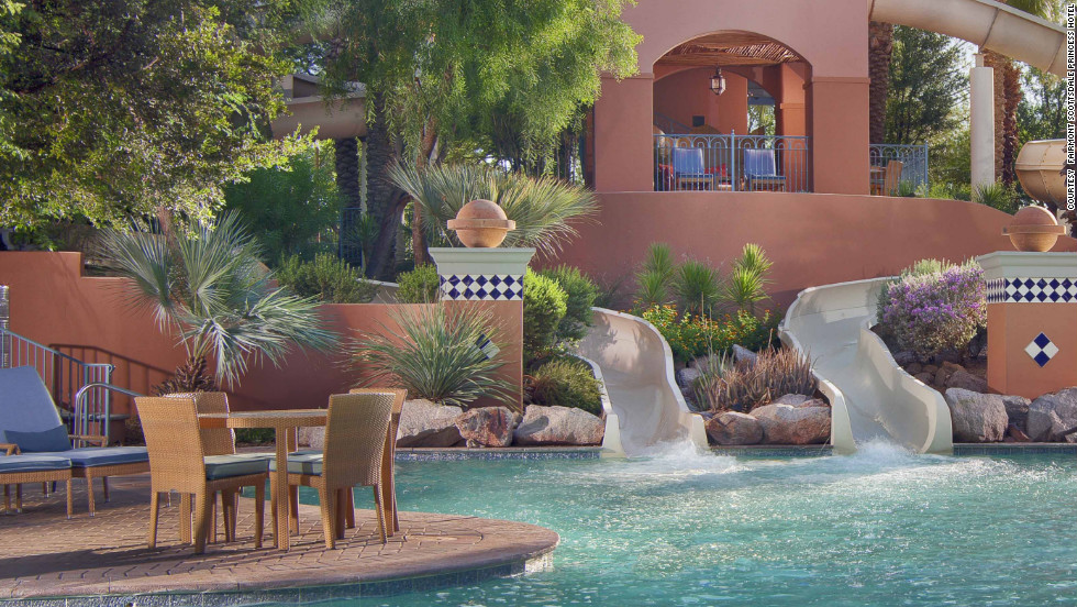 "The Fairmont Scottsdale Princess in Arizona is offering an ""Election Fatigue Package"" that includes spa access and a pool cabana. Guests can elect not to receive the daily newspaper or news channels."