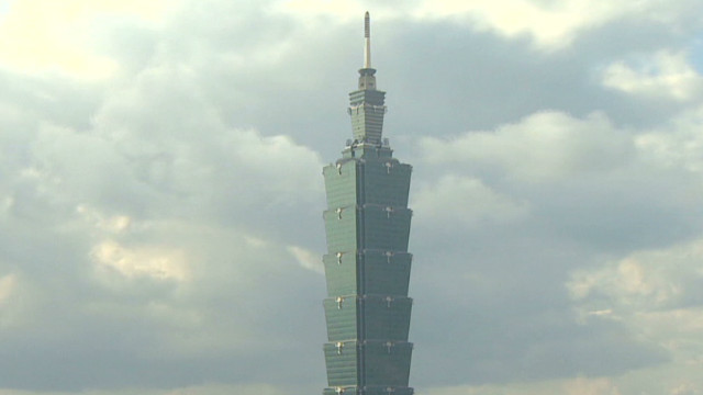 Taiwan's place in the global economy