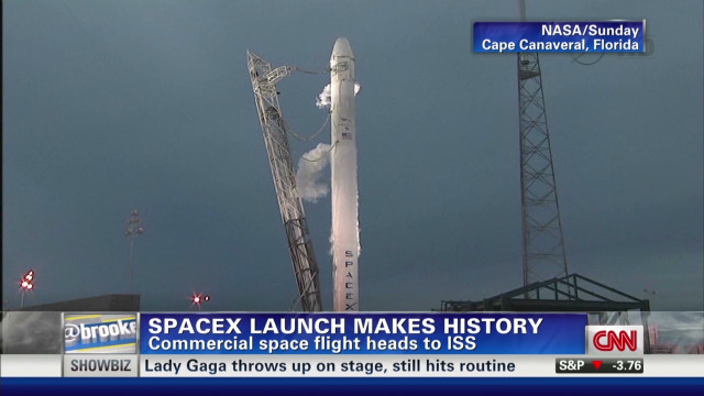 A new era in commercial space flight