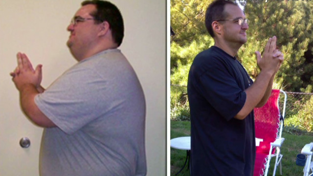 Army recruit loses 160 lbs to enlist