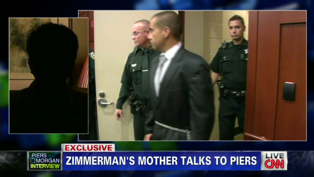 Zimmerman's mom: 'I believe in justice'
