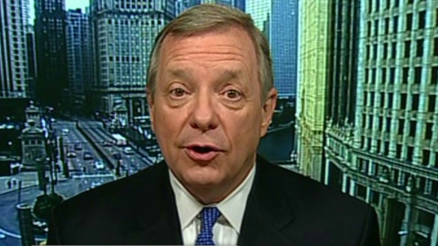Durbin: President will succeed in race