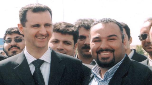 Syrian defector speaks
