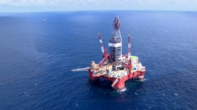 Mexico eager to tap gulf's oil potential