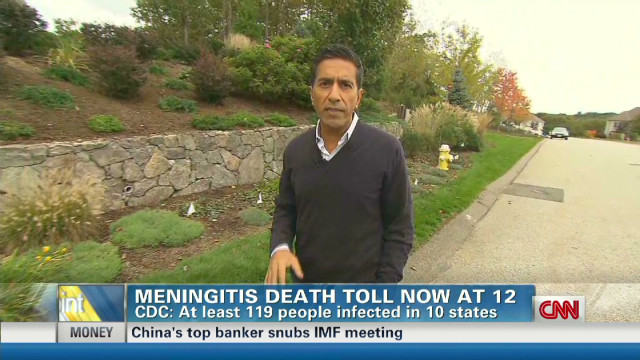 Gupta on rising meningitis death toll