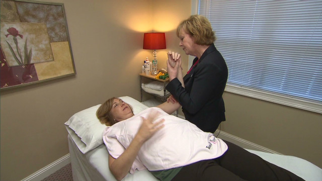 Rehab after breast cancer treatment
