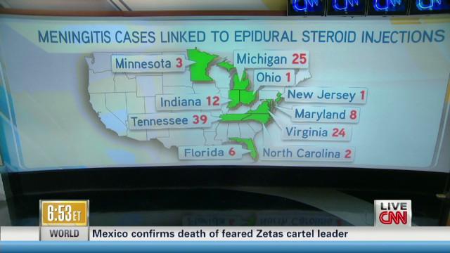 Meningitis death toll rises to 12