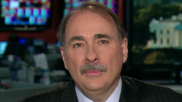 Axelrod: Biden looking forward to debate