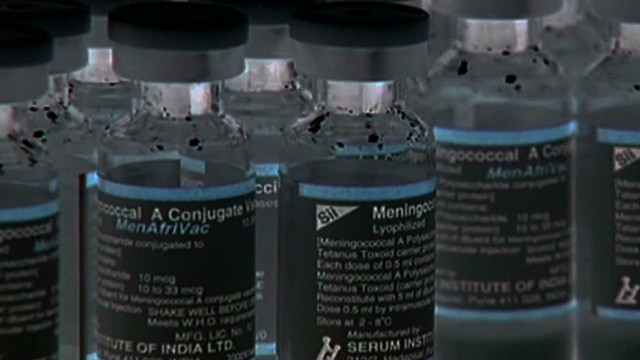 Meningitis outbreak prompts shutdown