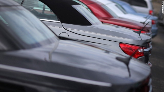 A new survey says white is the most popular color for cars in the U.S.