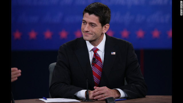 Ryan: Military cut 'invites weakness'