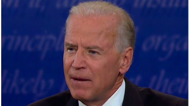 Biden: 'You don't read the statistics'