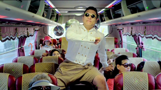 'Gangnam Style' a hit in world of sports