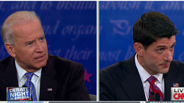Biden to Ryan: You're Jack Kennedy now?