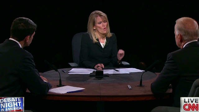 Biden, Ryan debate Benghazi attack
