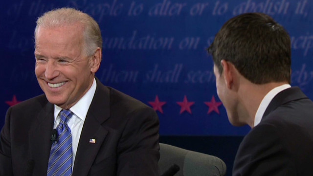 Best zingers from VP debate