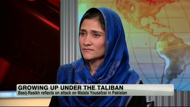 A woman like Malala