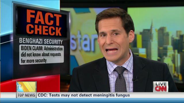 Fact check: Benghazi & Iran
