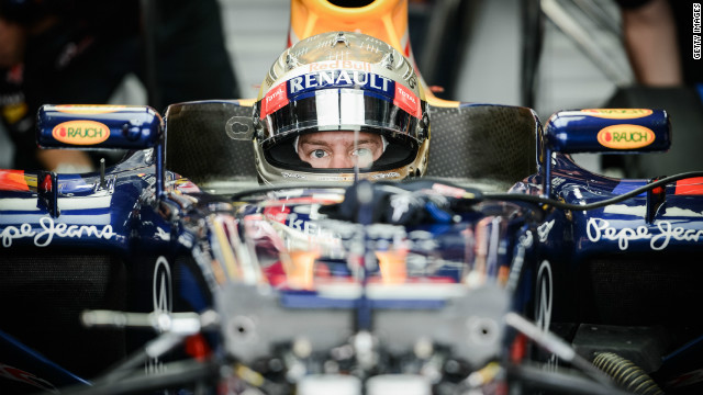 Red Bull's Sebastian Vettel has won the last two rounds of the world championship and is only four points behind leader Fernando Alonso.