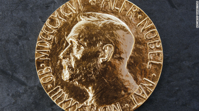 The Nobel Peace Prize was awarded Friday to the European Union.