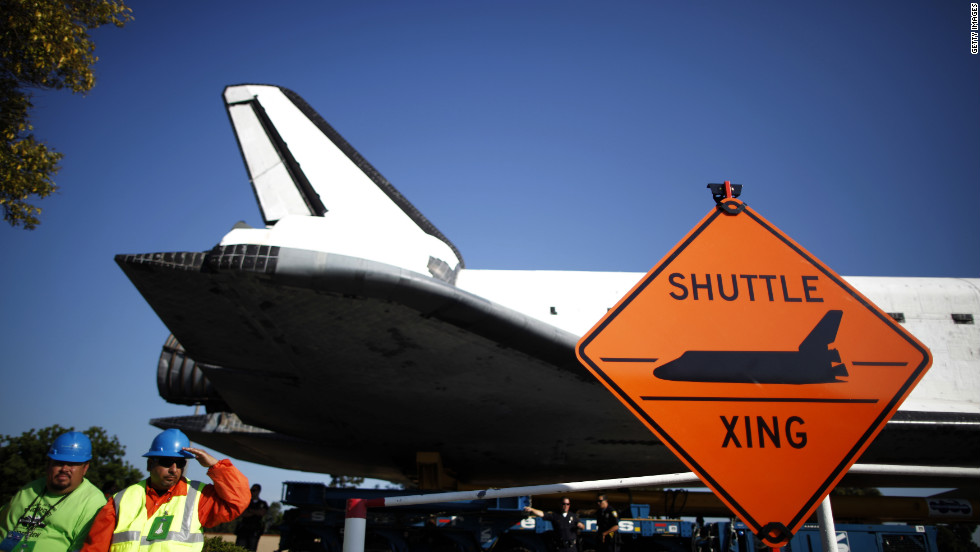 trip to california science center Space shuttle endeavour's final flight plan — and road trip map — were revealed on wednesday (aug 8), previewing the cross-country, and cross-county, routes the retired nasa orbiter will.