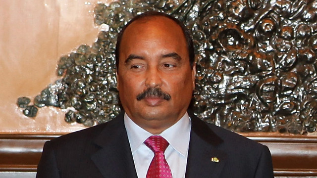President Mohamed Ould Abdel Aziz was elected in 2009, but the CIA refers to his administration as a military junta.