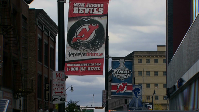 NHL lockout hits Newark hard