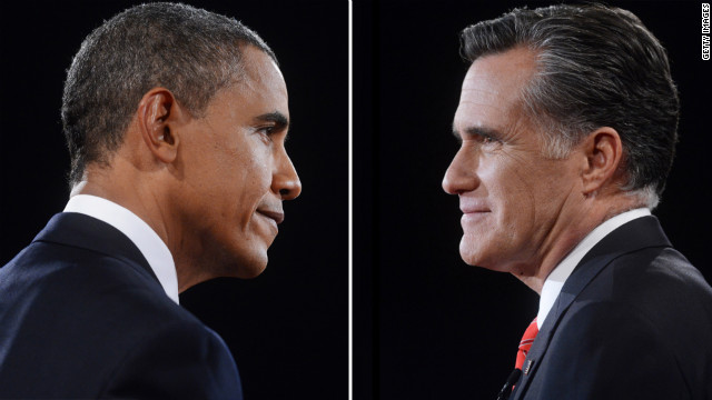 Will last debate change voters minds?