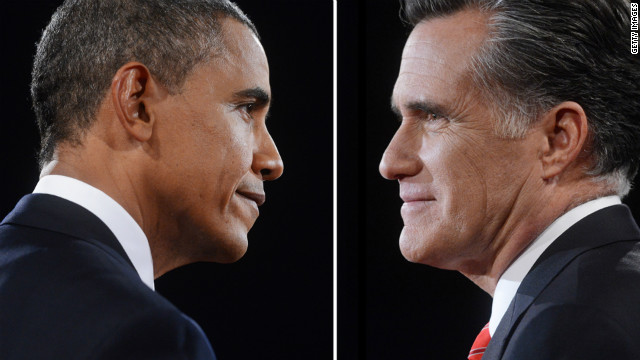 Presidential race locks up in dead heat