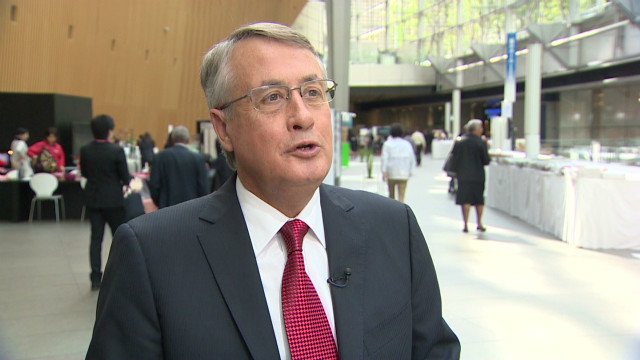 Australian treasurer on nation's economy