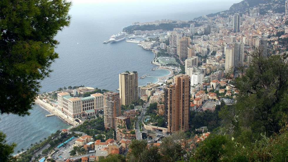 Monaco remains the world's most expensive location to buy prime residential property, with luxury real estate costing up to $5,920 per square foot, the report showed.<br /> <br />