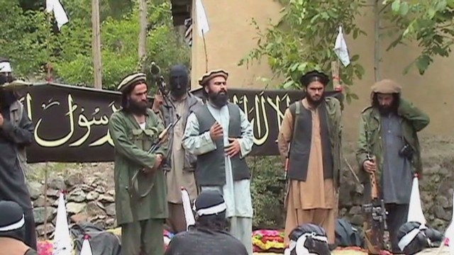 The history of the Pakistani Taliban
