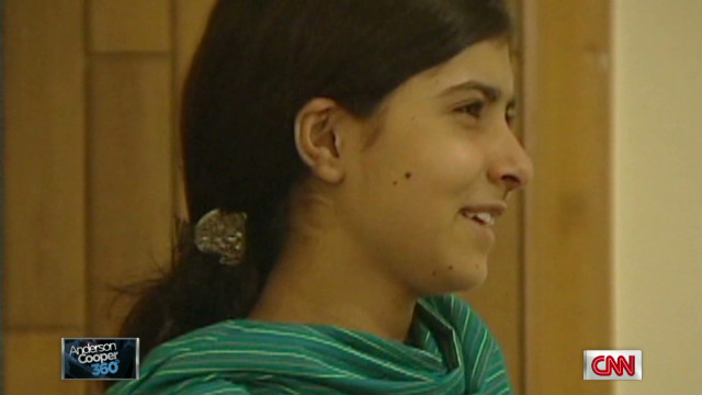 Malala's recovery after Taliban attack