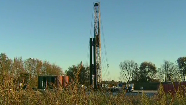 Final Factor: Ohio's oil boom